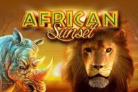 アフリカンサンセット(African Sunset)