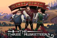 ザスリーマスケティアーズ(The Three Musketeers)