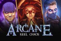 アーケーンリアルケーオス(Arcane Real Chaos)